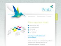 Kolibri Dienstleistungen - Marietta Michel