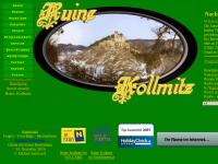 Ruine Kollmitz in Niederösterreich