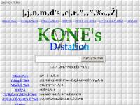 KONE's D-Station