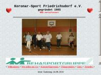 Koronar-Sport Friedrichsdorf e.V.