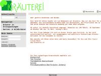Kräuterei, Lilian Meier und Regula Bachofner