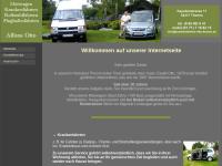 Krankenfahrten - Mietwagen Alfons Otto
