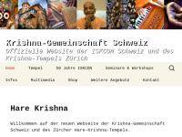 Krishna-Gemeinschaft Schweiz
