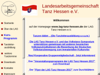 Landesarbeitsgemeinschaft Tanz Hessen e.V.