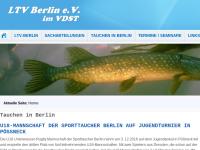 Landestauchsportverband Berlin e.V. (LTV Berlin)