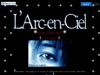 L'Arc~en~Ciel Unofficial Homepage