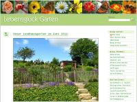 Lebensglück Garten