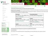 Lehrerforum.de
