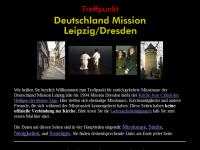 Deutschland Mission Leipzig/Dresden