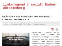 Linksjugend ['solid] Baden-Württemberg