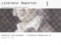 Literatur Reporter