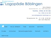 Logopädie Böblingen - Katja Sitko