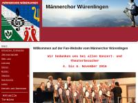 Männerchor Würenlingen