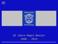 Magni Bouler Braunschweig