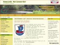 Gemeinde Marienwerder im Barnim