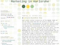 Marketing in Karlsruhe