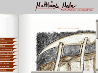 Matthias Mala, Schriftsteller und Illustrator