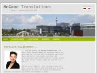 McCane Translations, Inh. Kate McCane