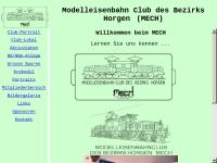 MECH Modelleisenbahn Club des Bezirks Horgen