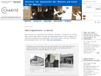 Institut für Geschichte der Medizin, Berlin