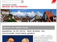 DGB - Industrieregion Mittelfranken