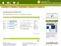 mittelhessen-regional.de, Anzeigenportal für Mittelhessen