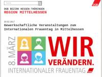 Deutscher Gewerkschaftsbund (DGB) Region Mittelhessen