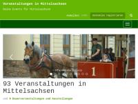 Veranstaltungen in Mittelsachsen