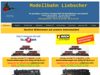Modellbahn Liebscher