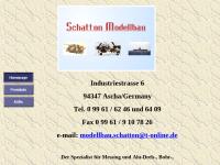 Schatton Modellbau