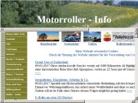 Motorroller - Info