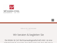 Rechtsanwälte Norbert Müller & Coll