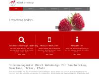 Münch Webdesign Saar
