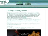 Catering-Service der Metzgerei Stocker