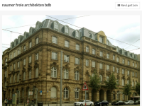 Architekt Naumer