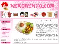 nekobento.com - Japanische Küche