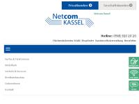 Netcom Kassel, Gesellschaft für Telekommunikation mbH