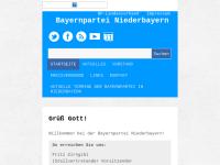 Bayernpartei Bezirksverband Niederbayern
