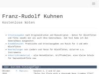 Kuhnen, Franz-Rudolf