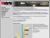 Wehrle GmbH Autovermietung