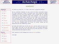Schachogi