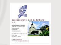 Oldenburg - Gesellschaft für Christlich-Jüdische Zusammenarbeit