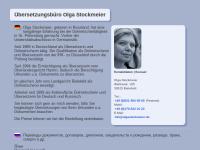 Olga Stockmeier
