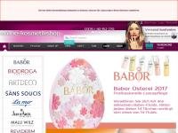 Online-Kosmetikshop, Jane Giebel