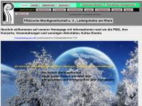 Pfälzische Musikgesellschaft e. V. Ludwigshafen am Rhein
