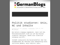 Politik Blog