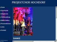 Projektchor Hochdorf
