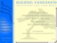 Gesellschaft für Qigong Yangsheng Köln