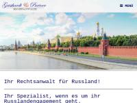 Anwälte für russisches Recht