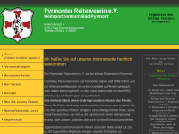 Homepage des Pyrmonter Reitervereins e.V.
